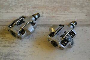 Vintage Time HP Atac Clipless Pedals Pair 9/16""