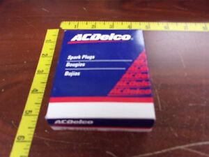 Box of 4- ACDelco R121XLS Spark Plugs