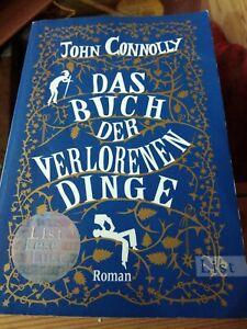 Das Buch der verlorenen Dinge von Connolly, John | Buch | Zustand gut