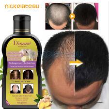 200ml Men Women Disaar Hair Shampoo Anti hair Loss Chinese Herbal Hair Growth