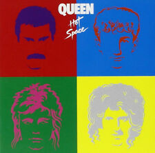 QUEEN HOT SPACE CD NEW REMASTERED