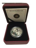 $10 Fine Silver Coin Royal Canadian Mint 2011 Little Skaters
