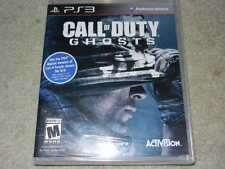 new Call of Duty : Ghosts sony PS3 ghost playstation ps 3 activision network