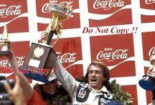 Jacques Laffite Ligier JS11 ganador brasileño Grand Prix 1979 fotografía 4