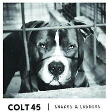 Colt 45 - Snakes And Ladders (NEW CD EP)