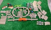 Thomas Trackmaster Mega Layout Expansion Switches Bridges And Station