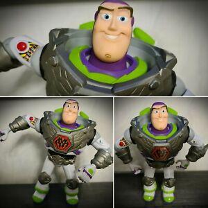 Rare Buzz Lightyear Battlesaur Toy Story That Time Forgot Talking Action Figure