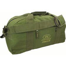 30l Olive Cargo Holdall Bag - Litre Highlander New 30 Tough Waterproof Coated