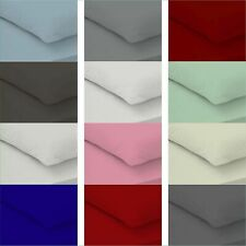 5* 500 THREAD COUNT 100% EGYPTIAN COTTON FULL FITTED SHEET SINGLE DOUBLE KING