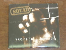 SQUAD Scars of humanity DIGIPACK CD