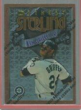 1996 Finest #B24 Ken Griffey Jr. B.