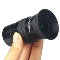 """1.25"""" Multi-coated F11mm Ultra Wide Angle Eyepieces for Astronomical Telescopes"""