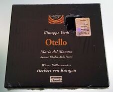 CD Giuseppe Verdi - Otello - La Grande Lirica L'espresso