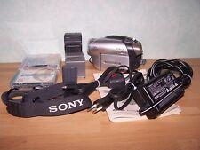 Caméscope Sony Handycam DCR-DVD92E Argenté