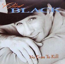 CLINT BLACK POSTER, NO TIME TO KILL (SQ12)