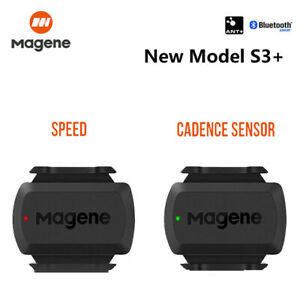 MAGENE Bike Speedometer ANT+ Speed Cadence Dual Sensor for GARMIN iGPS UK