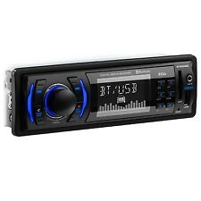 BOSS Audio 616UAB Single-DIN MECH-LESS Car Audio Player with Bluetooth & Remote