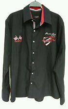 PAUL & SHARK CAMICIA VINTAGE 80'90' shirt tg. L CASUAL