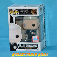 Fantastic Beasts and Where to Find Them - Gellert Grindelwald Pop! #13(RS)