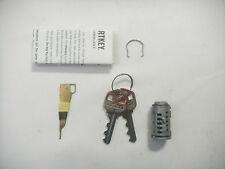 Kwikset Lever Knob Replacement Cylinder SmartKey Rekey Learn Tool Satin Nickel