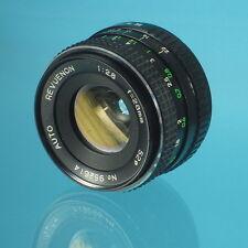 Revuenon auto 28mm/2.8 para Pentax K objetivamente lens objectif - (10877)