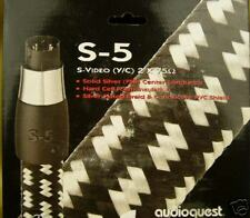 Audioquest S-5  6 meter S-video cable