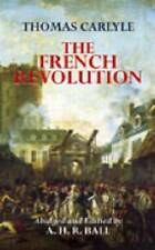The French Revolution by Thomas Carlyle (Paperback, 2005)