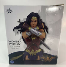 Icon Heores DC Comics Wonder Woman Movie Previews Exclusive Bust Justice League
