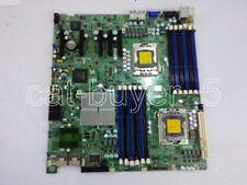 SUPER X8DT6-F Dual Sever Motherboard LGA1366 Intel 5520 VGA COM With I/O Shield