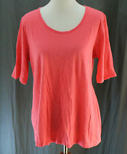 Cato Woman, 18/20W, Coral Top, New without Tags