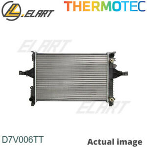RADIATOR ENGINE COOLING FOR VOLVO S80 I 184 B 5244 SG2 B 5244 S2 THERMOTEC 53946