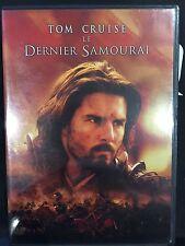 DVD - Comme neuf -LE DERNIER SAMOURAI  -Zone 2 - TOM CRUISE