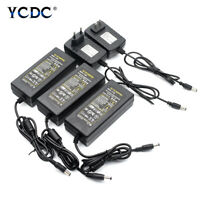 AC/DC 5V 12V 24V 1A/2A/3A/4A/5A/8A Power Supply Adapter Transformer Charger 1x