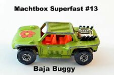 Matchbox Superfast #13 Baja Buggy