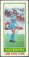 TOPPS-1980-FOOTBALLERS-PINK BACKS #139-COVENTRY CITY-JIM HOLTON
