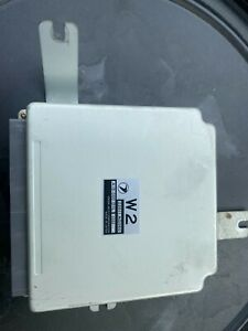 Subaru Forester 2.0 S-Turbo  Manual ecu
