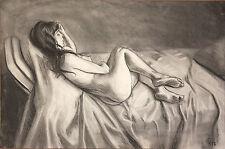 Realism Nudes Art Drawings