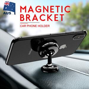 Universal 360°Magnetic Magnet Car Holder Mount For GPS iPhone Samsung Smartphone