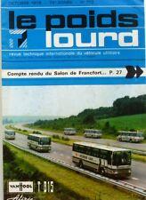 Le Poids Lourd n°772 - 1979 - Vanffool T 815 - Daf Bus - Les Hayons -