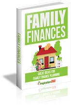Family Finances - A Digital Book