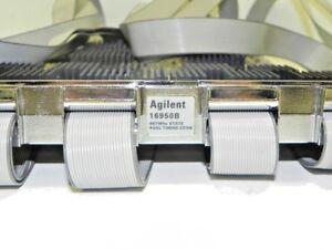 Agilent HP Keysight 16950B  Option 64, 68-Ch 4 GHz Timing Logic Analyzer Module