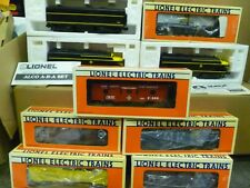 O Scale- Lot No. 55-Lionel- 6-11734- Erie  Reefer  Set in Box