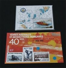 nystamps French Southern Antarctica Territory Stamp # 211.340 Mint OG NH $30