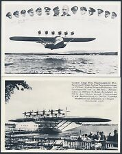 DOX POSTCARDS (4) DIFFERENT BR8677