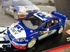 PEUGEOT 307 WRC Monte Carlo Rallye Stohl OMV #7 IXO Altaya 1:43