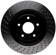 Disc Brake Rotor fits 2005-2013 Chevrolet Corvette  ACDELCO PROFESSIONAL BRAKES