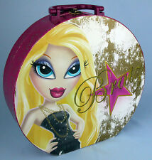 Bratz doll carrying case suitcase large style for dolls & accessories