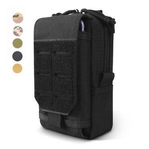 Tactical Molle Pouch Military Waist Bag Men Vest Pack Purse Mobile Phone Case.