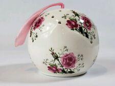 Norleans Floral Potpourri Sachet Ball Pink Ribbon