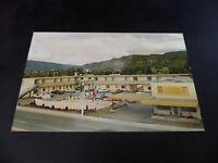 La Plata Motel Hwy 550 Durango Colorado CO Unused Postcard Cars Adv Advertising